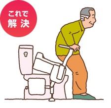リフトトイレ
